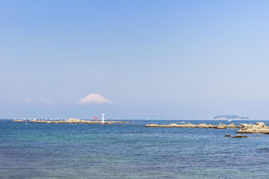 真名瀬海岸
