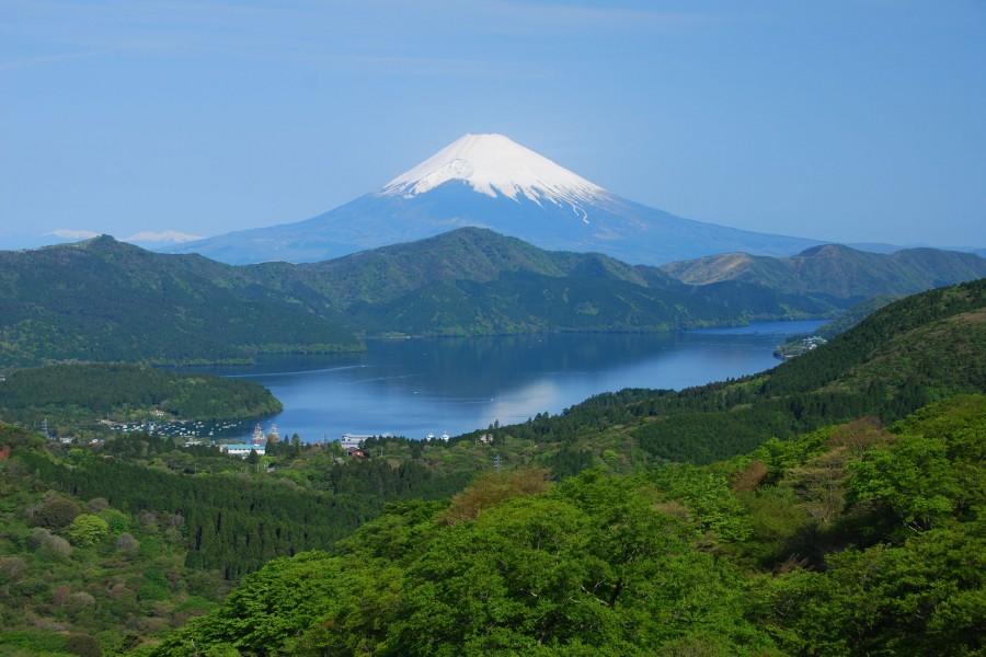 Taikanzan Mountain - 1