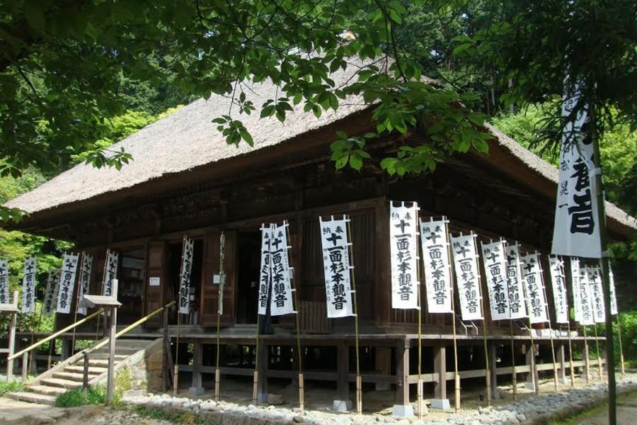 Sugimoto-dera Temple - 1