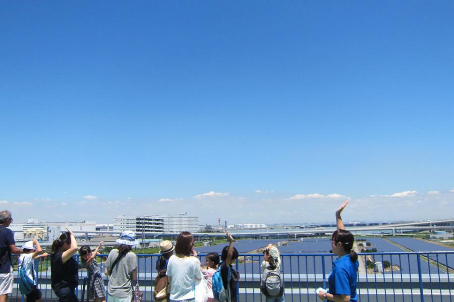 가와사키 대규모 태양광 발전소 - 2