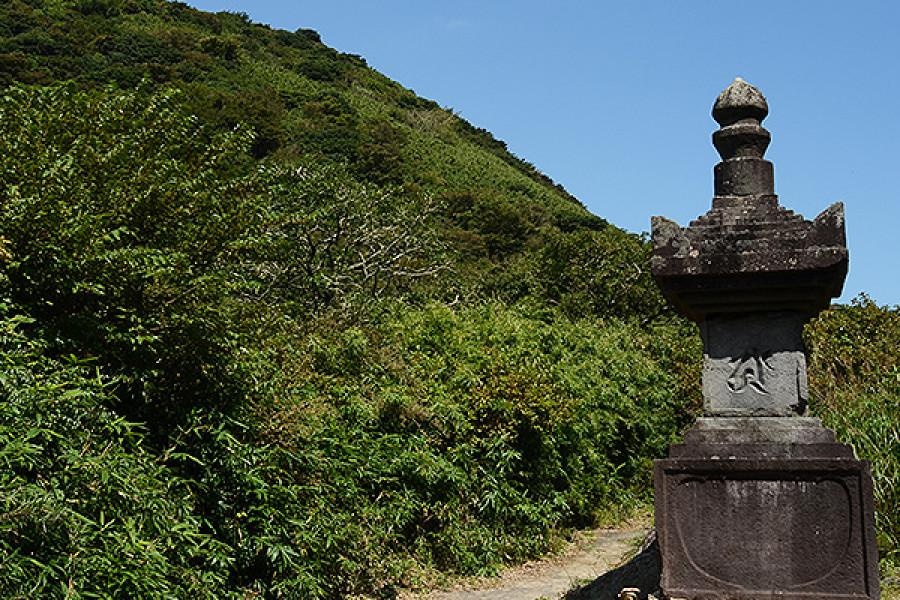Tombe  de Tadano Mitsunaka