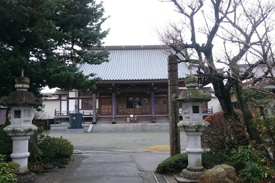 Toshoin (Buddhist temple) - 1