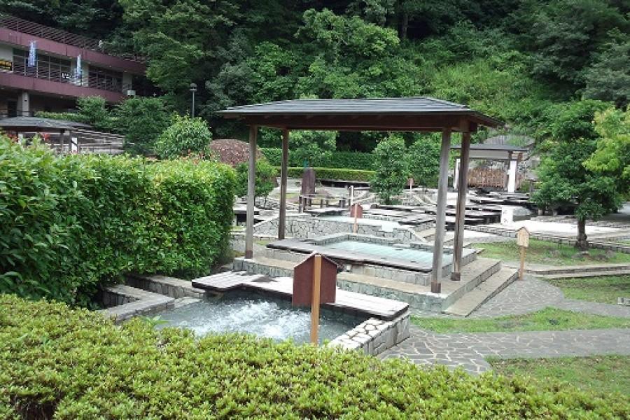 足湯施設「独歩の湯」 - 2