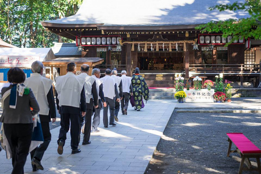 Hiratsuka Hachimangu Shrine - 2