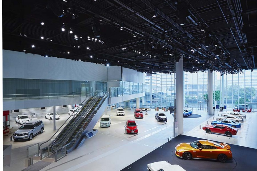 Nissan Gallery Global Headquarters - 1