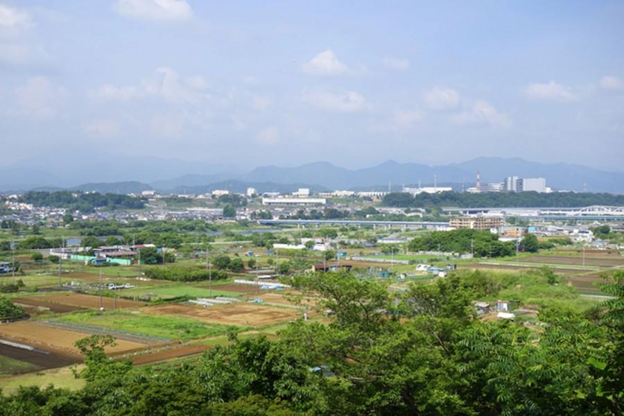 Les 8 vues de la rivières Sagamigawa