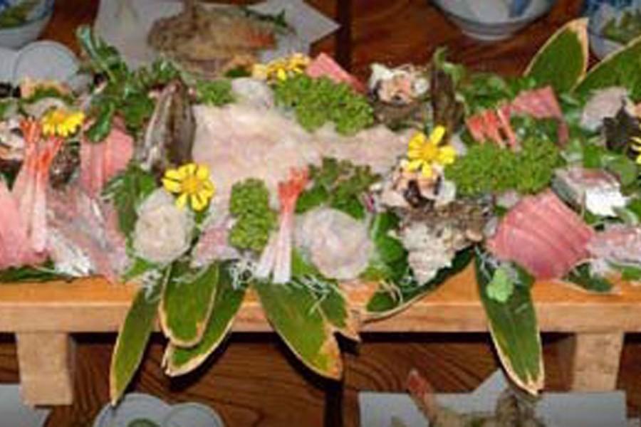 อาหารชาวประมง (อิชิโรมะรุ) - 2
