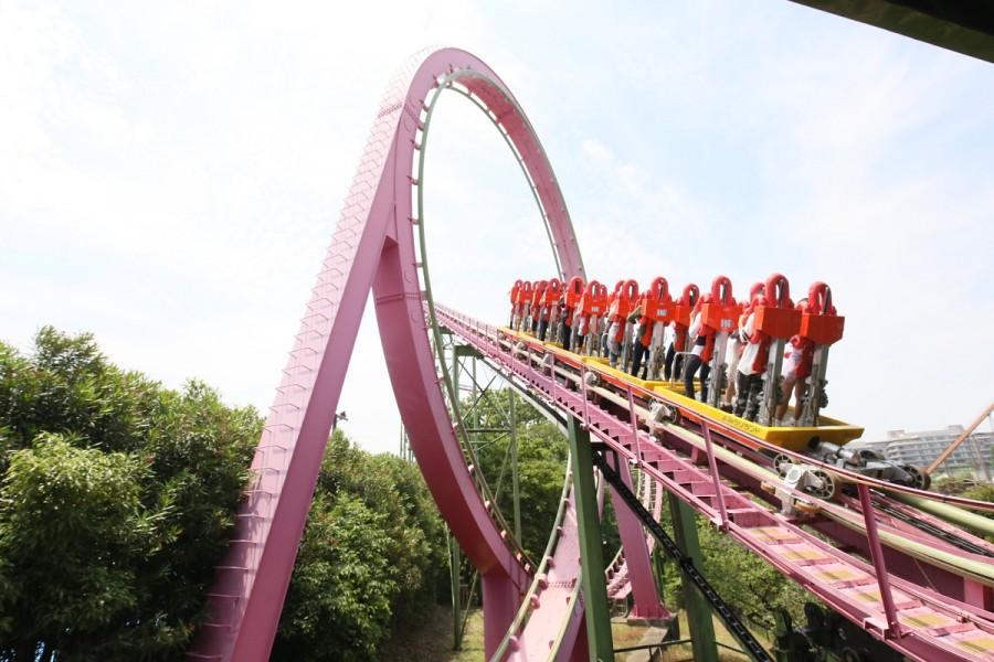 Yomiuriland Amusement Park - 2