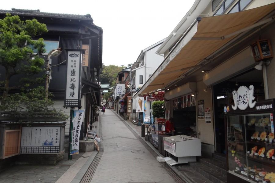 Benzaiten Nakamise-dori