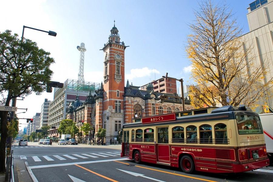 Les 3 tours de Yokohama - 2