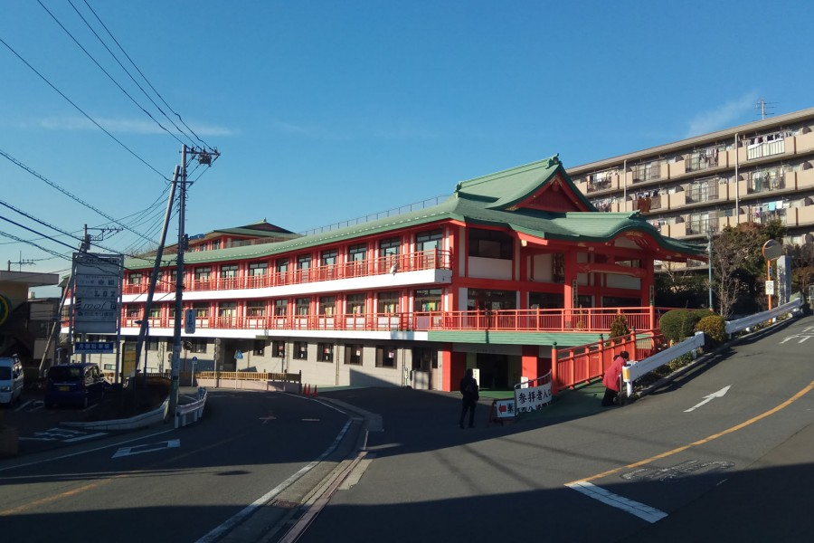 Le temple Migawari Fudoson Daimyo Oin - 1