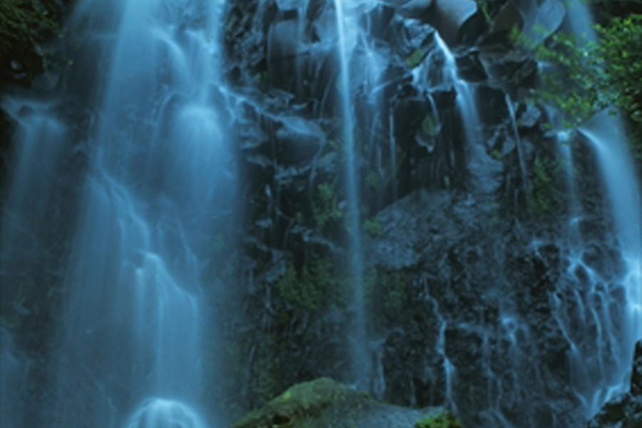 Hiryu-no Taki Waterfall - 1