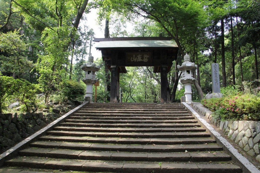 Muryoukouji Temple of Mt. Taima - 1