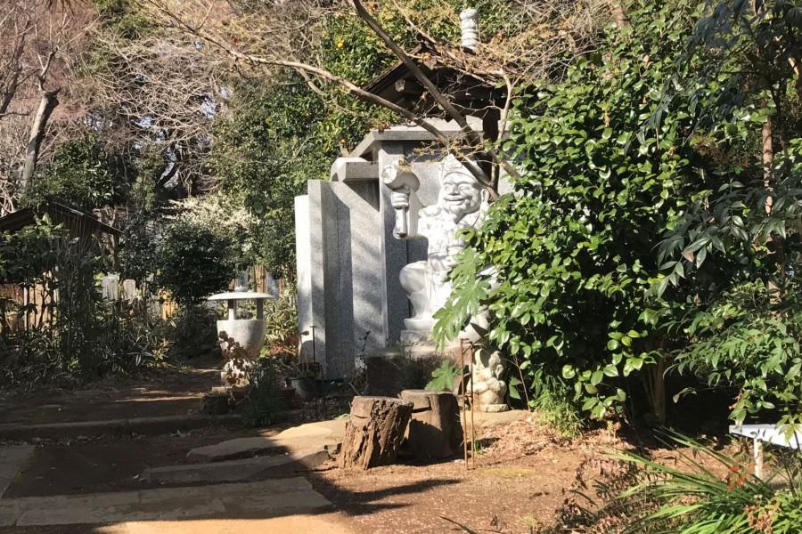 Temple Rensenji(Odawara Hachifukujin / Daikoku-sonten) - 2