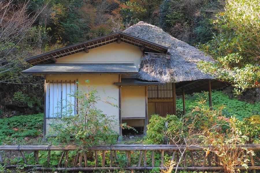 Le salon de thé Kitakamakura - 1