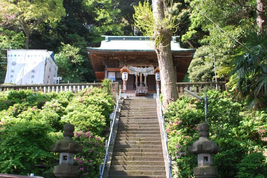 Hashirimizu Shrine