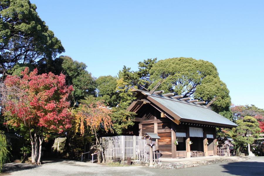Iseyama Kōtai Jingu Schrein
