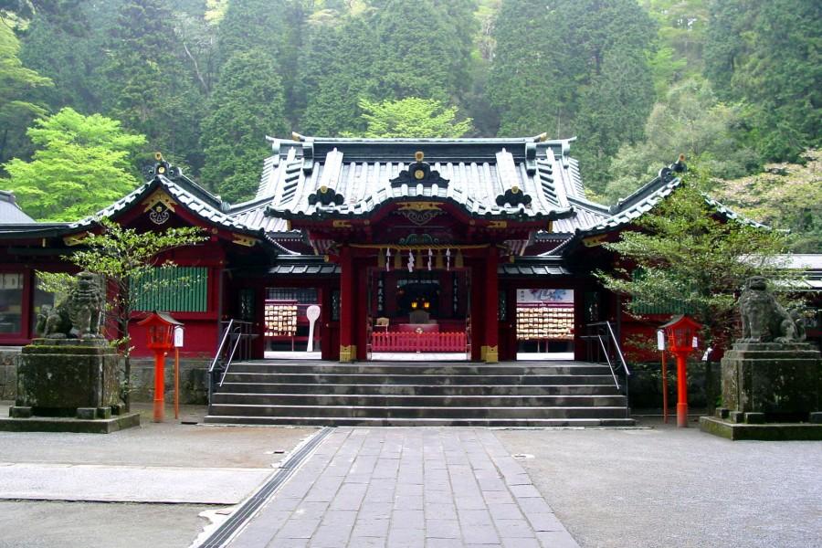 箱根神社 - 1