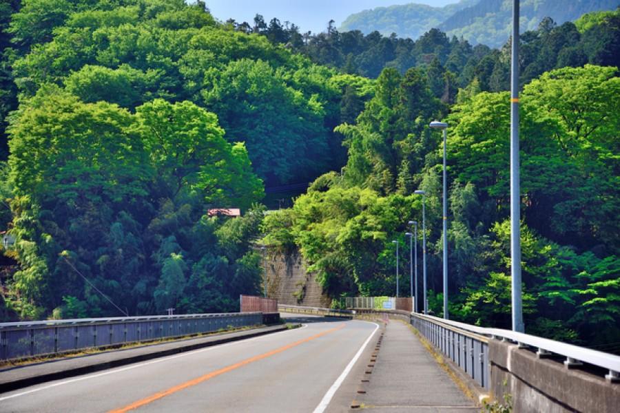 Aikawa O-hashi Bridge