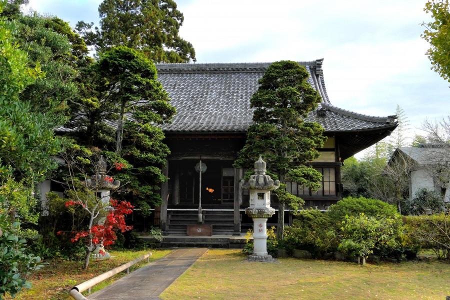 Le temple Kohzusan Hohkongohji
