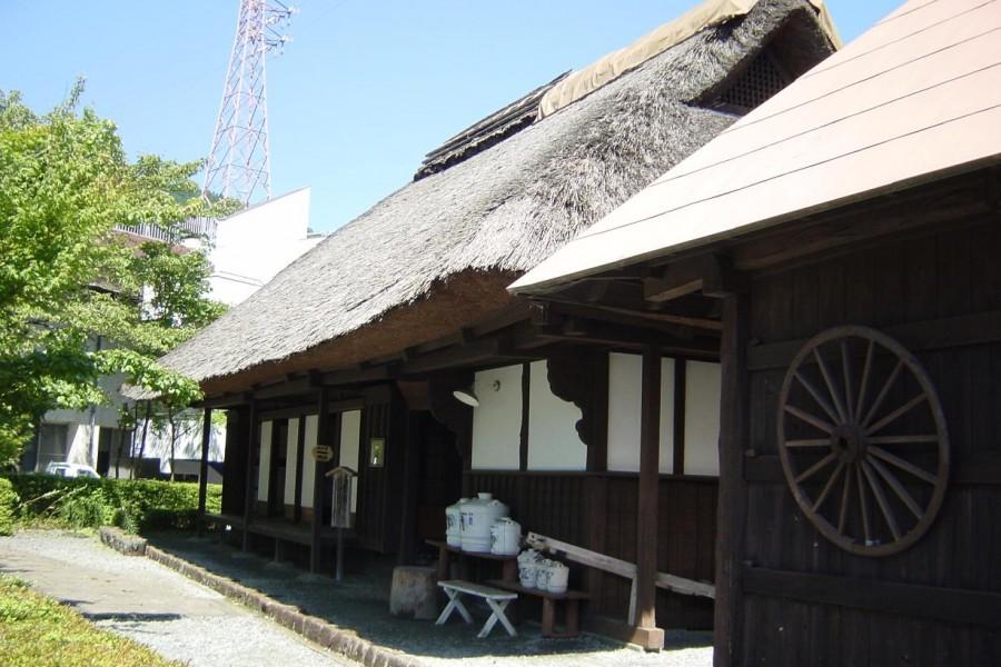 Bảo tàng tưởng niệm hồ Tanzawa, Miho No Le - 1