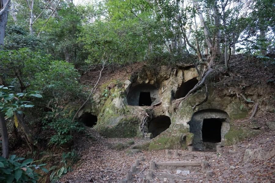 楊谷寺横穴墓 - 1