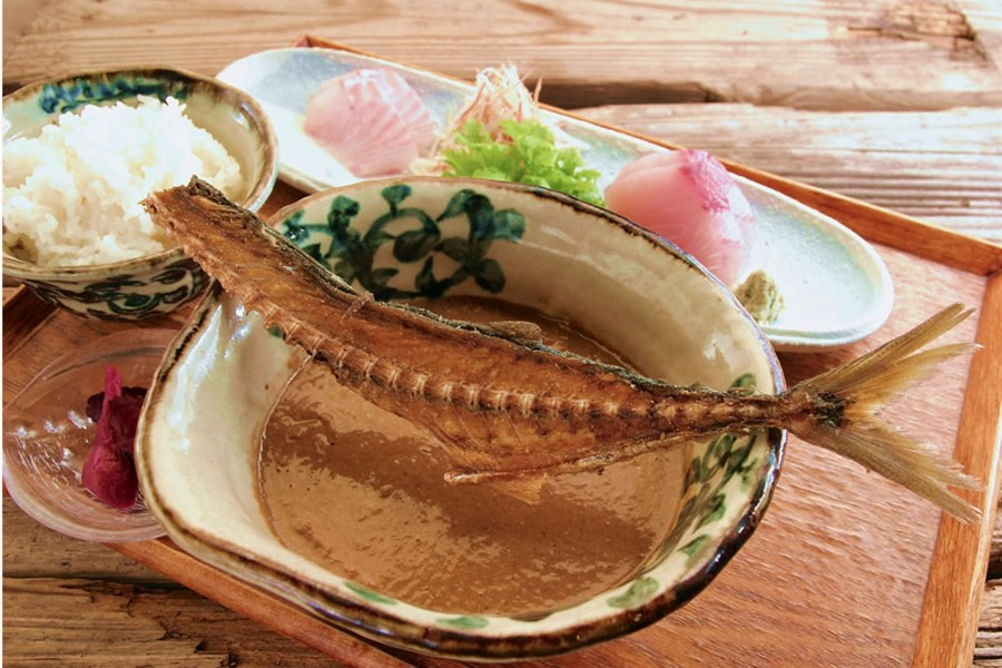 Enoshima Koya (Fish cuisine in cottage) - 1