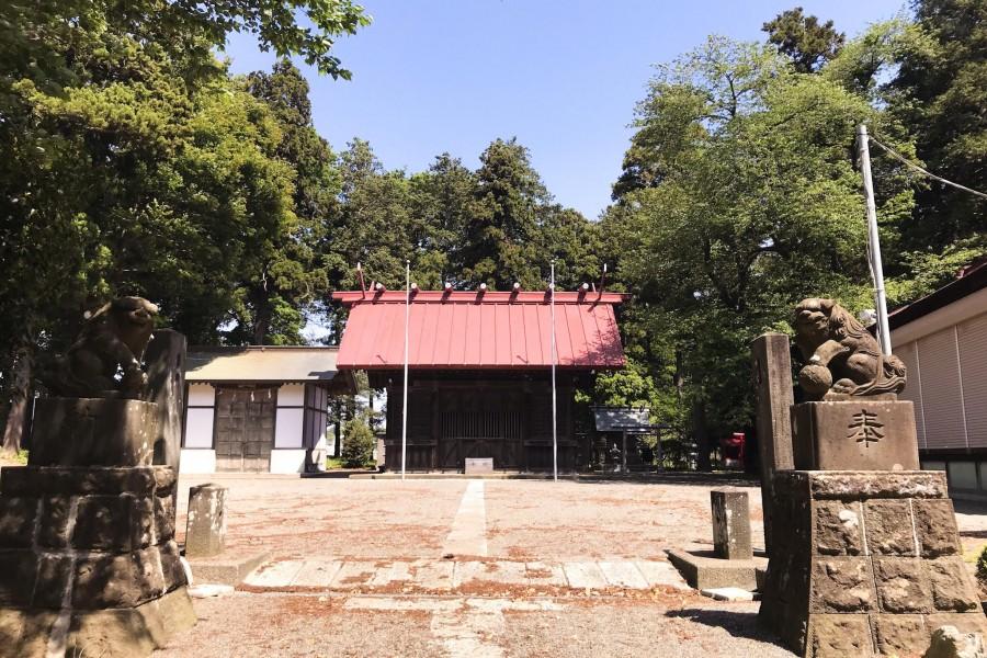 宇都母知神社 - 2