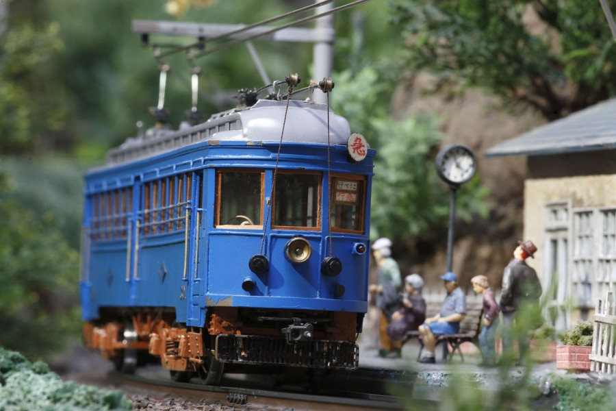 Musée du chemin de fer miniature Hara - 2