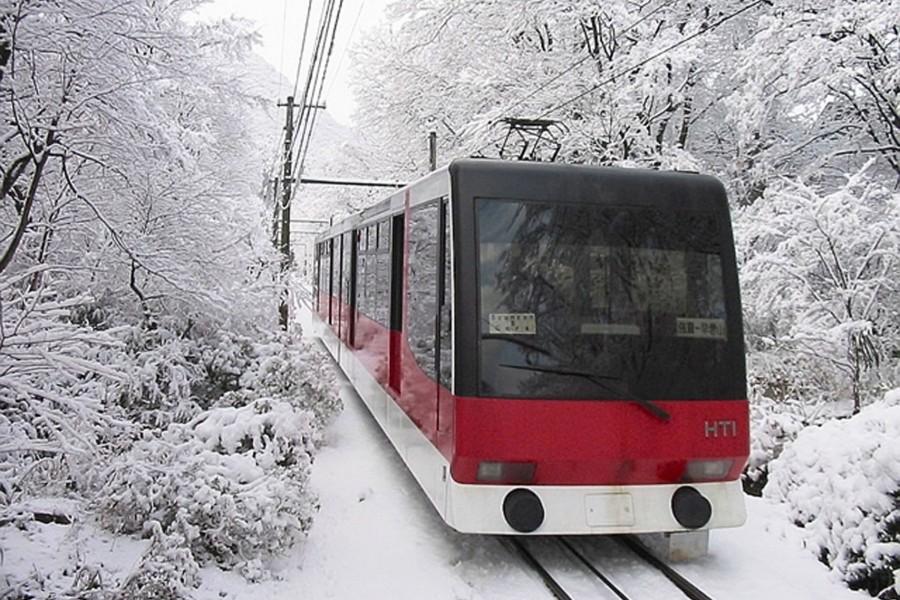 箱根登山鐵道 - 2