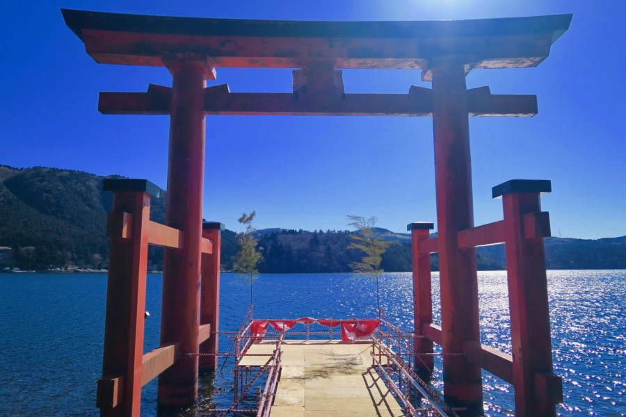 Hakone-jinja Shrine - 2
