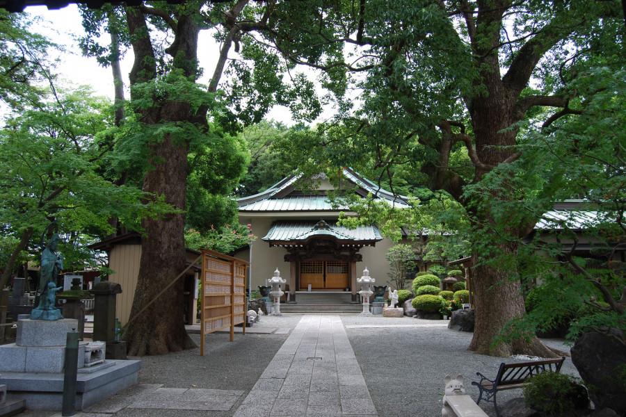 Joukou-ji Tempel