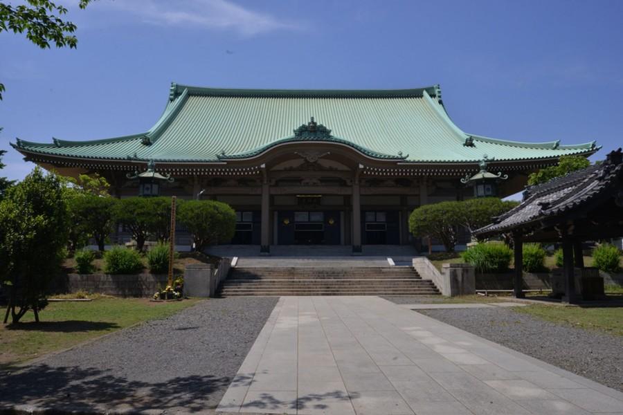 總持寺の御霊祭り盆踊り大会 - 1