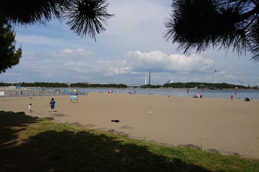 Umi no koen (Công viên Đại dương) - 1