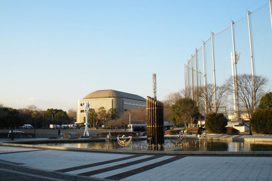 Le parc Todoroki Ryokuchi