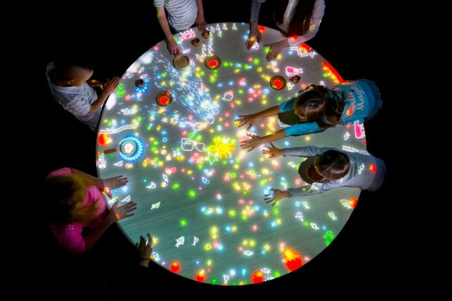 Team lab Island        Future amusement park        lala port Shonan Hiratsuka - 2