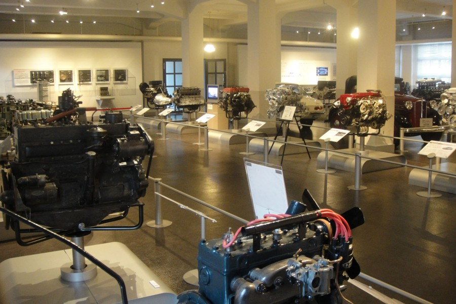 Nissan Engine Museum - 2