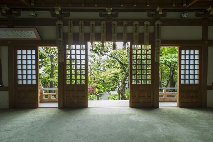 Le temple Tokozenji - 2