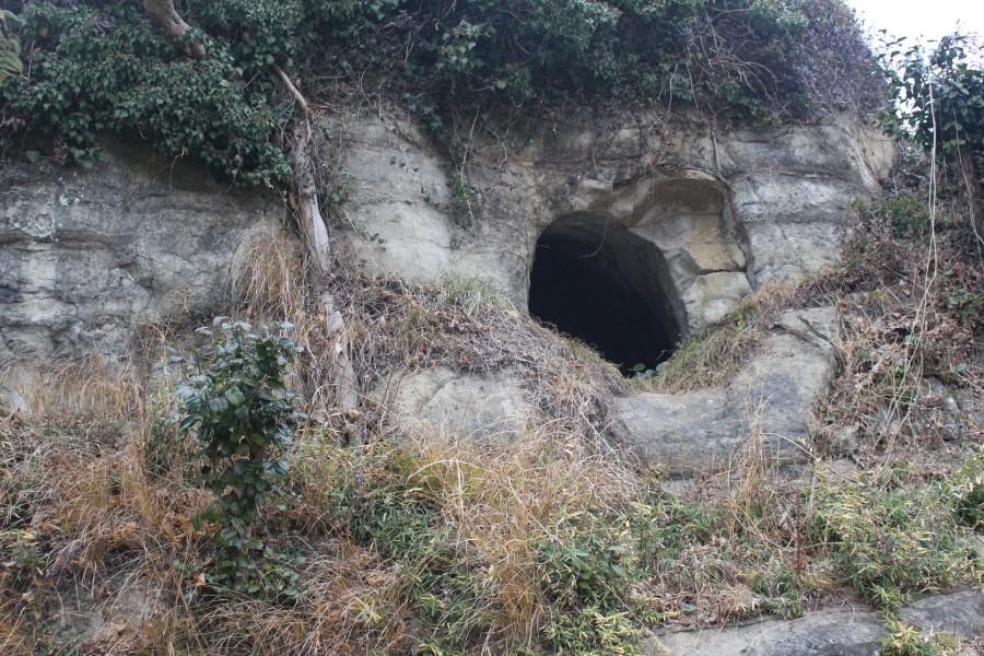 Jinkoji Oketsubogun (Tunnel tombs)  - 2