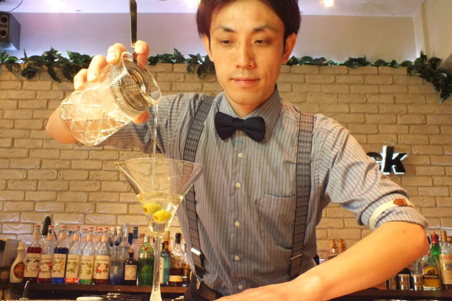Flair Cocktail Show (Jun Nakamura)
