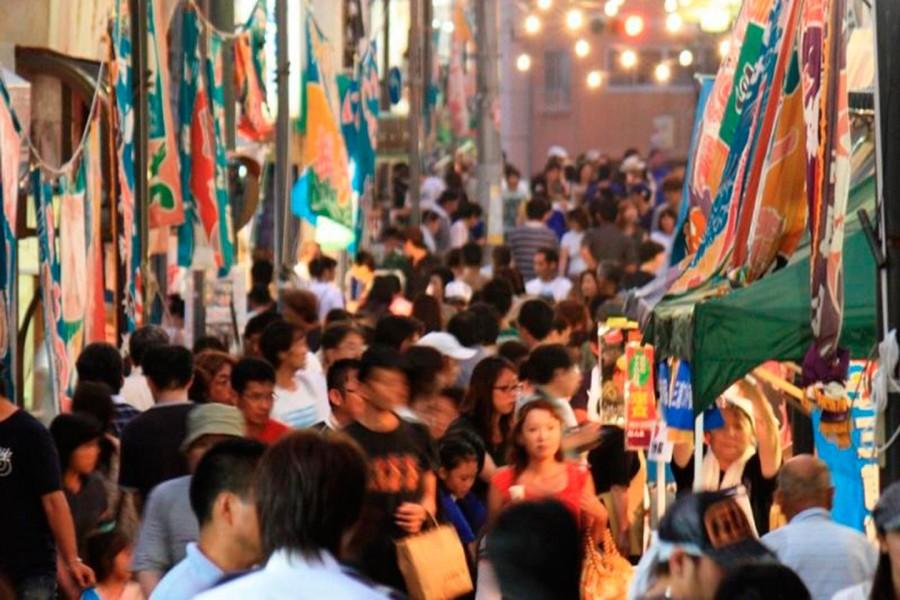 Le marché nocturne de Miura - 2