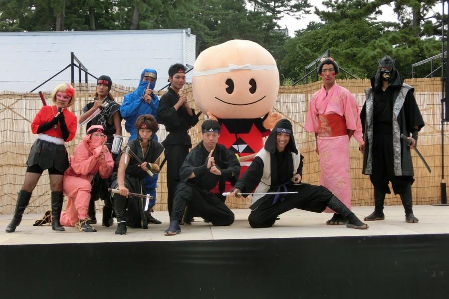 Lễ hội Fuma Ninja