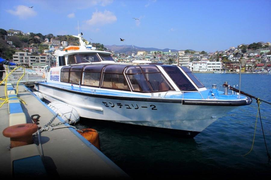 Manazuru Peninsula Pleasure Cruise - 1