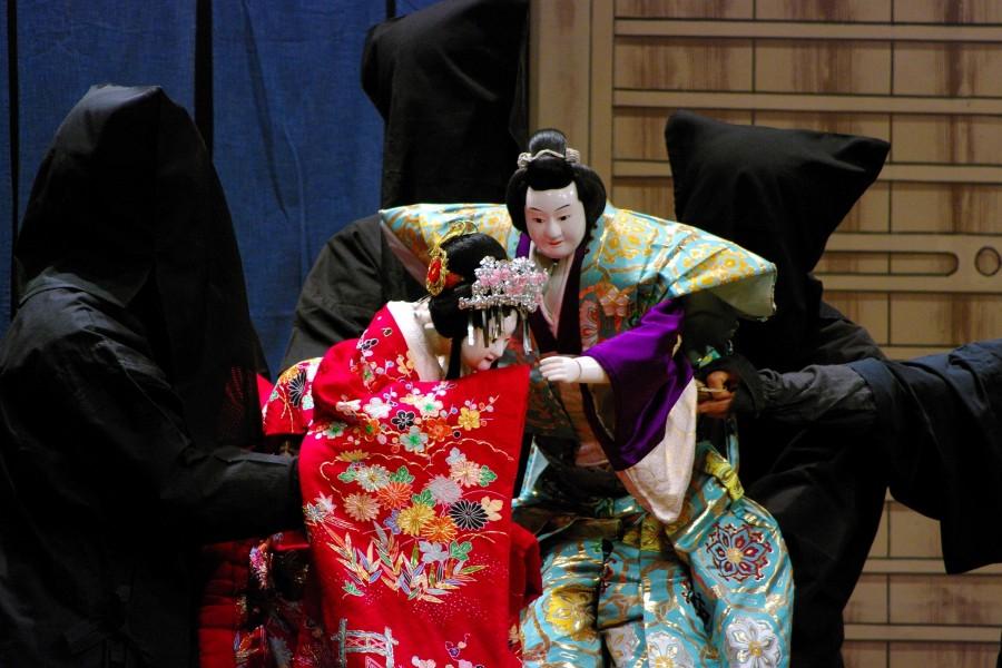 Liên đoàn Trình diễn Múa rối Sagami