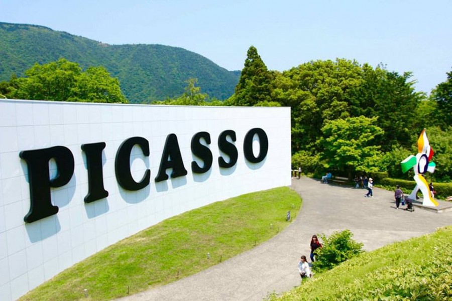 Hakone Open-Air Museum - 2