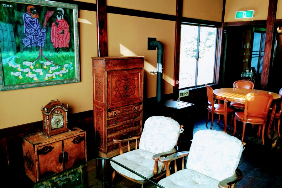 Café Mami-Ana (Kita Kamakura Old Folk House Cafe) - 2