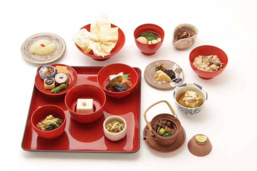 鉢の木・鎌倉精進料理 - 1