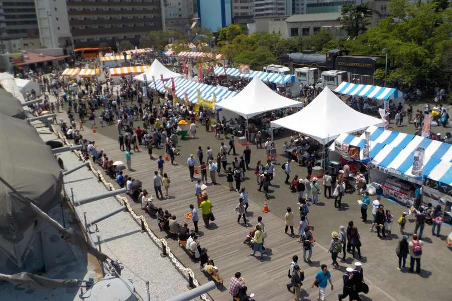 Yokosuka Curry Festival  - 2