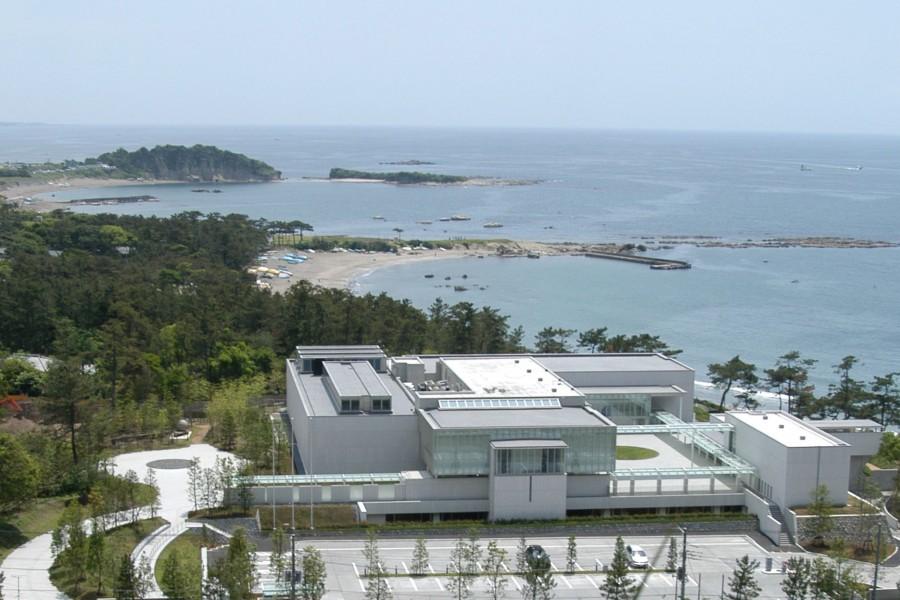 Das Museum für Moderne Kunst, Hayama
