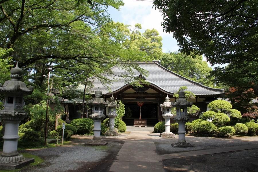 Der Tempel des Muryoukoukouji am Berg Taima - 2